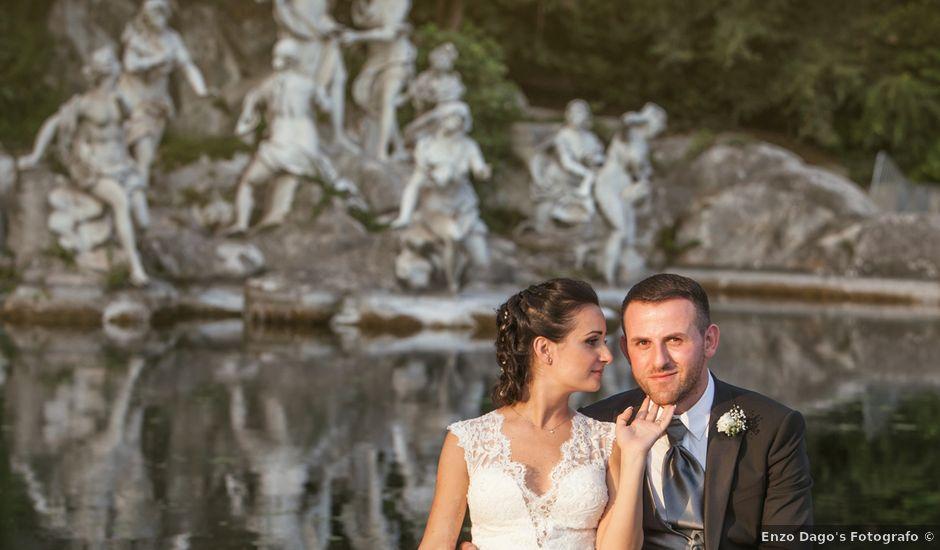 Il matrimonio di Francesco e Immacolata a Napoli, Napoli