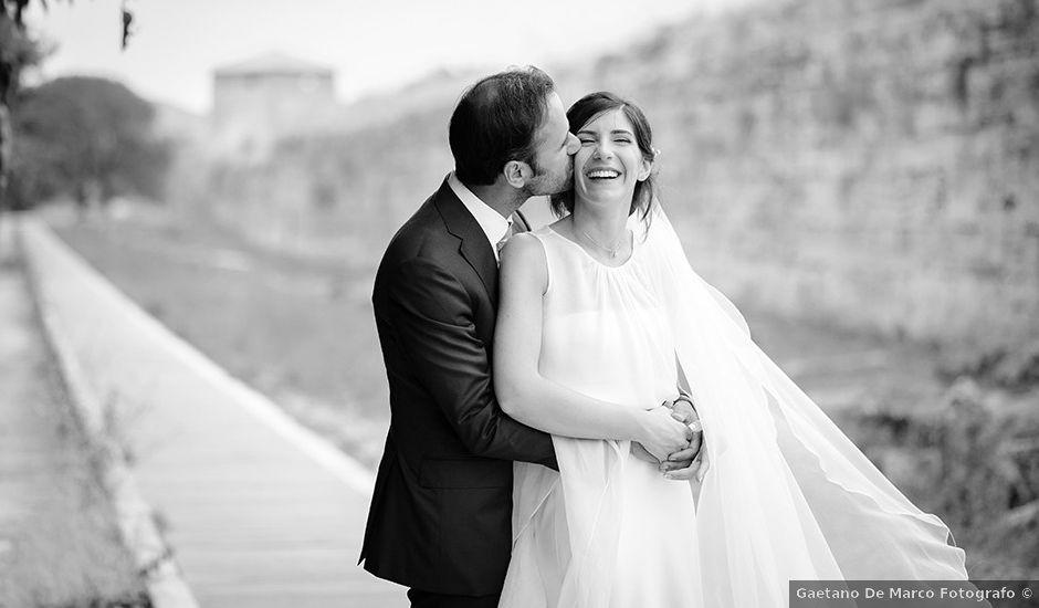 Il matrimonio di Pietro e Ilaria a Capaccio Paestum, Salerno
