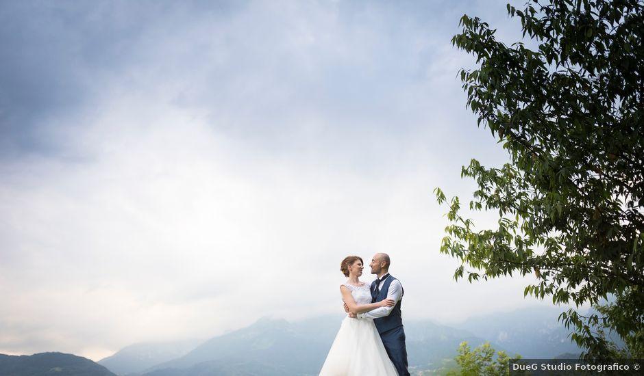 Il matrimonio di Daniele e Alessia a Belluno, Belluno