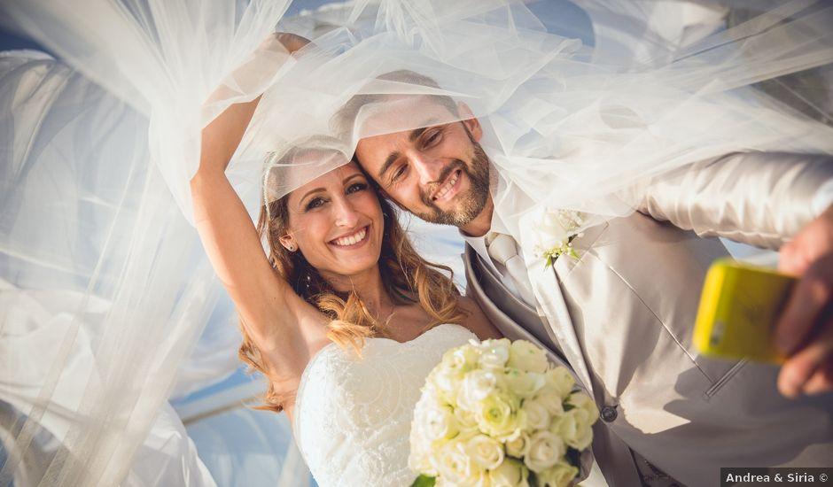 Il matrimonio di Francesco e Elena a San Vincenzo, Livorno