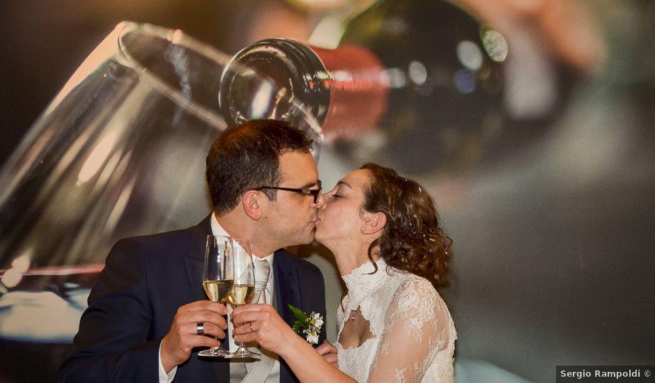 Il matrimonio di Andrea e Elena a Cornaredo, Milano