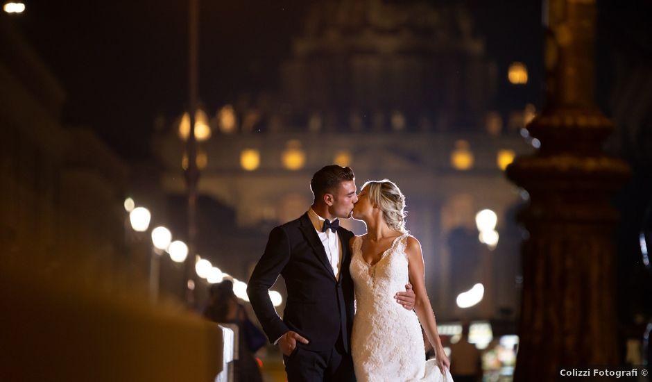 Il matrimonio di Flavia e Tommaso a Roma, Roma