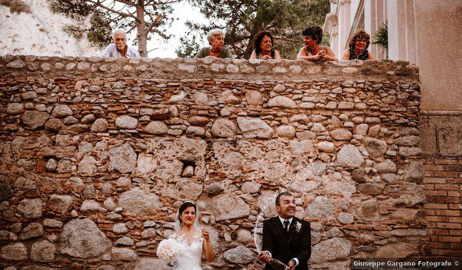 Il matrimonio di Federica e Damiano a Marina di Gioiosa Ionica, Reggio Calabria