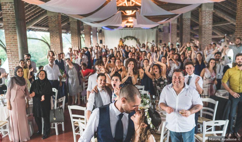 Il matrimonio di Alessandro e Silvia a Besate, Milano