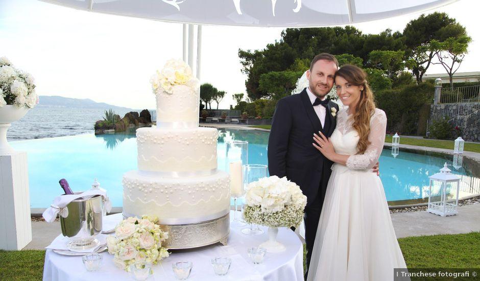 Il matrimonio di Vincenzo e Sabrina a Napoli, Napoli