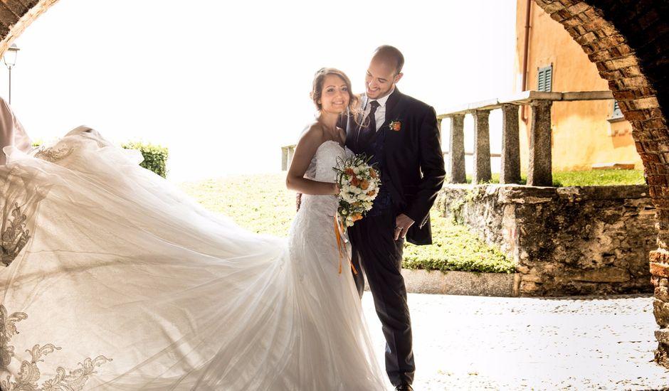 Il matrimonio di Daniele e Silvia a Casatenovo, Lecco