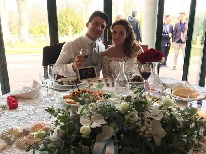 Le nozze di Matteo  e Roberta