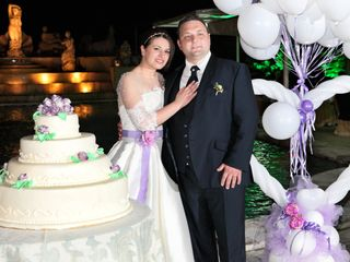 Le nozze di Antonio e Tiziana