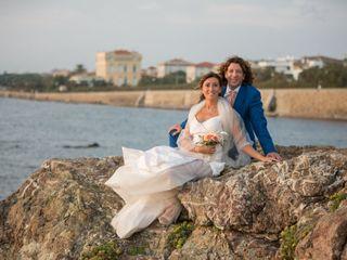 Le nozze di Daniela e Massimiliano