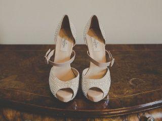 Le nozze di Michaela e Zac 1