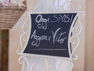 Le nozze di Azzurra e Vito 1