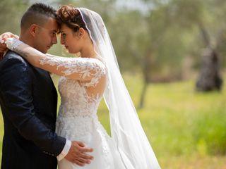 Le nozze di Azzurra e Vito