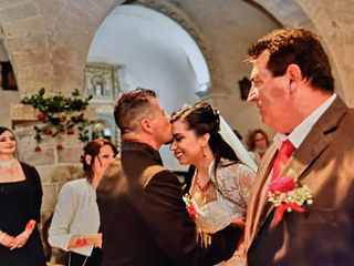 Le nozze di Valentina  e Pietro Paolo