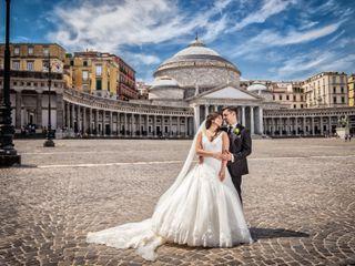 Le nozze di Melania e Giulio