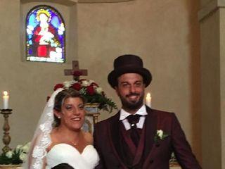 Le nozze di Vanessa e Lorenzo 1
