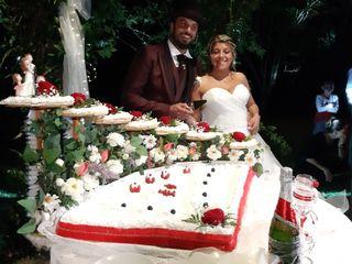 Le nozze di Vanessa e Lorenzo