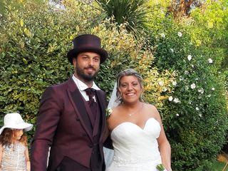 Le nozze di Vanessa e Lorenzo 2