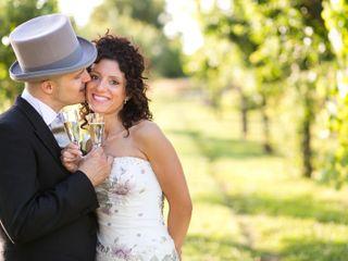 Le nozze di Carla e Michele