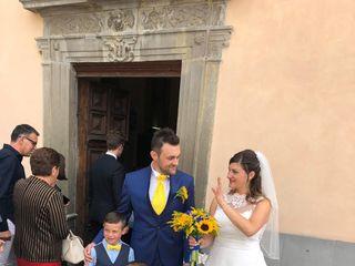 Le nozze di Chiara  e Mauro 1