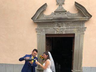 Le nozze di Chiara  e Mauro 2