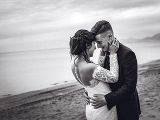 Le nozze di Manuela e Quirino