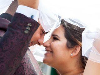 Le nozze di Graziella e Stefano