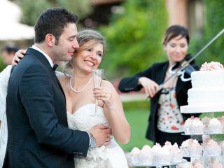 Le nozze di Imma e Sandro