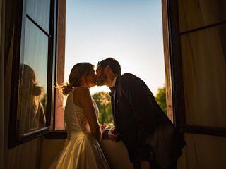 Le nozze di Linda e Ennio