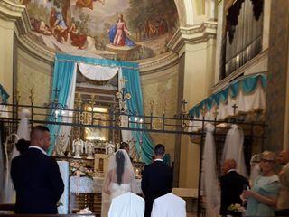 Le nozze di Deborah e Gianbattista 1
