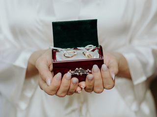 Le nozze di Iaria e Sonny 1