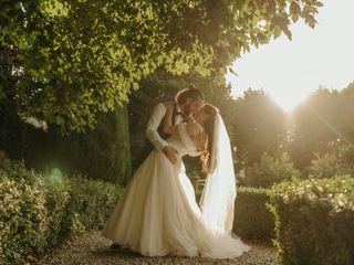 Le nozze di Iaria e Sonny