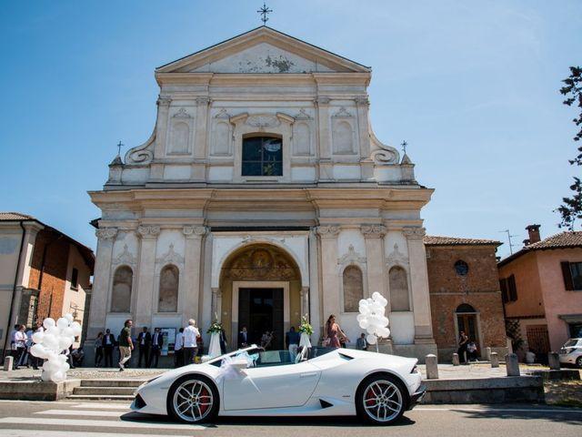 Il matrimonio di Davide e Valentina a Pavia, Pavia 9