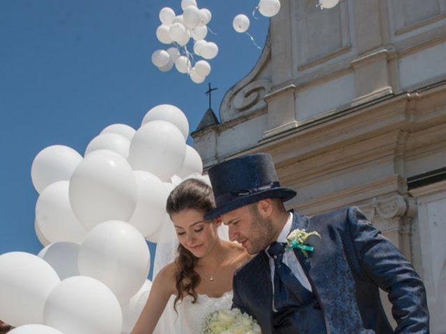 Il matrimonio di Davide e Valentina a Pavia, Pavia 11
