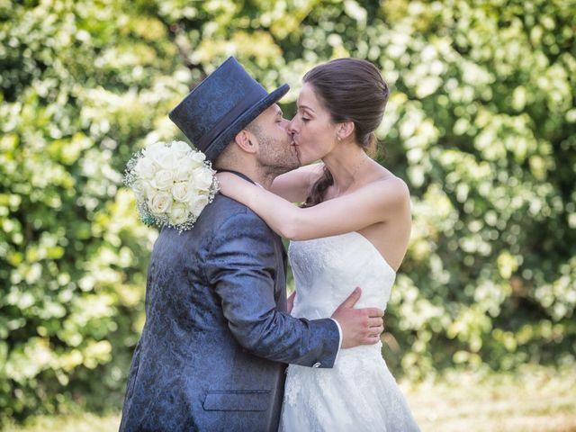 Il matrimonio di Davide e Valentina a Pavia, Pavia 19