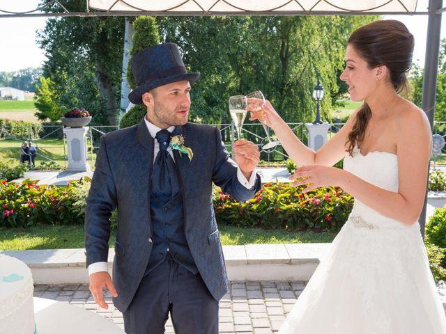 Il matrimonio di Davide e Valentina a Pavia, Pavia 20