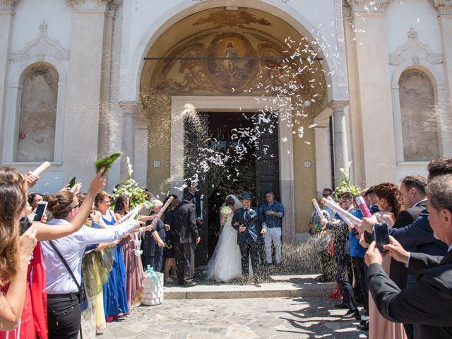 Il matrimonio di Davide e Valentina a Pavia, Pavia 17