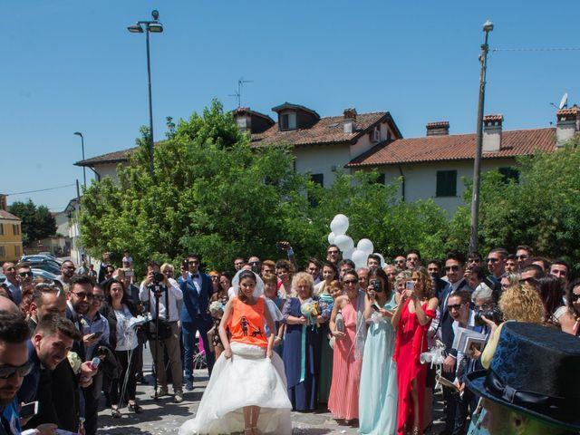 Il matrimonio di Davide e Valentina a Pavia, Pavia 12