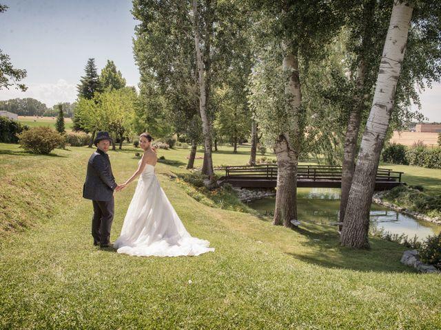 Il matrimonio di Davide e Valentina a Pavia, Pavia 22