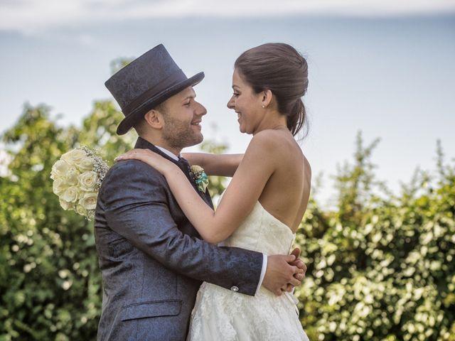 Il matrimonio di Davide e Valentina a Pavia, Pavia 29