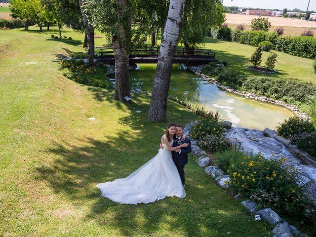 Il matrimonio di Davide e Valentina a Pavia, Pavia 30