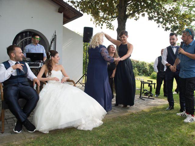 Il matrimonio di Davide e Valentina a Pavia, Pavia 48