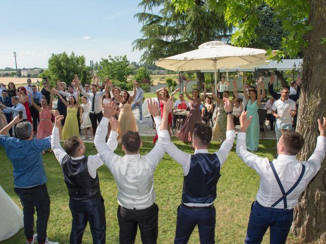 Il matrimonio di Davide e Valentina a Pavia, Pavia 49