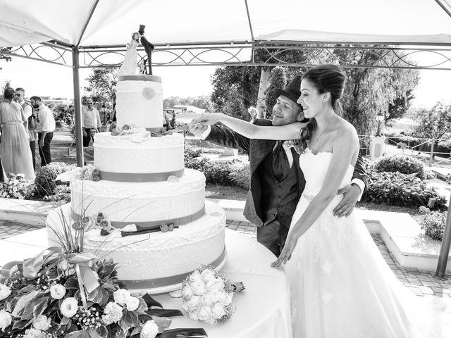 Il matrimonio di Davide e Valentina a Pavia, Pavia 45