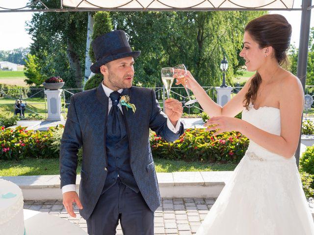 Il matrimonio di Davide e Valentina a Pavia, Pavia 46