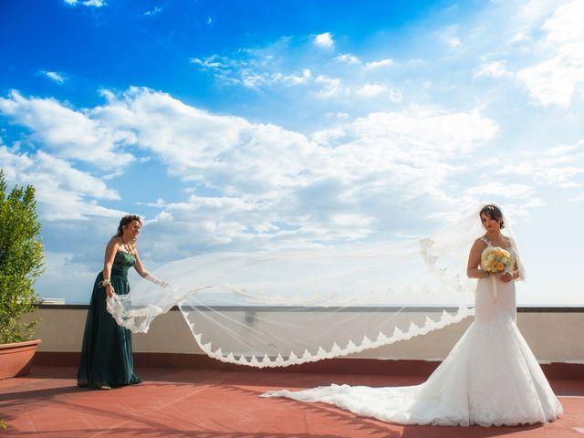 Il matrimonio di Giuseppe e Elena a Catania, Catania 1