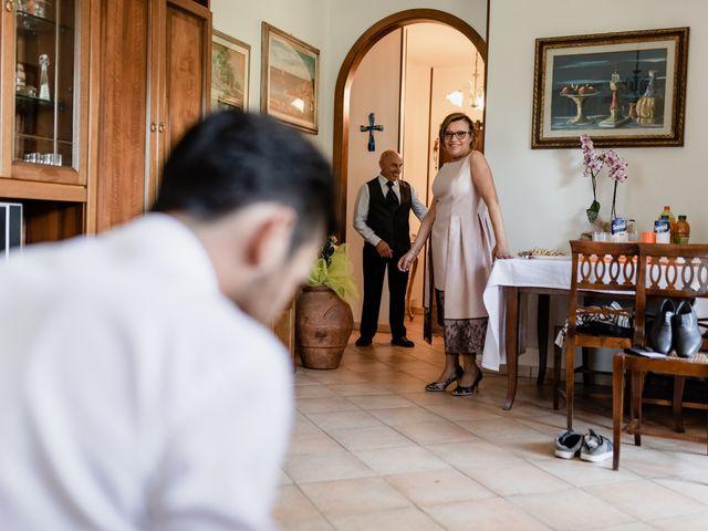 Il matrimonio di Simone e Lisa a Monsummano Terme, Pistoia 10