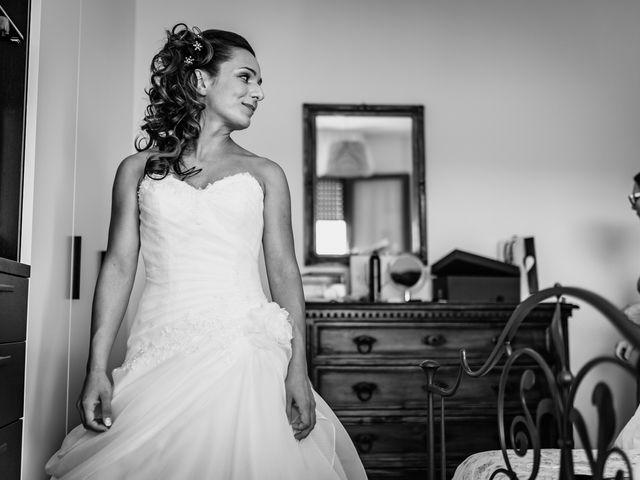 Il matrimonio di Simone e Lisa a Monsummano Terme, Pistoia 16