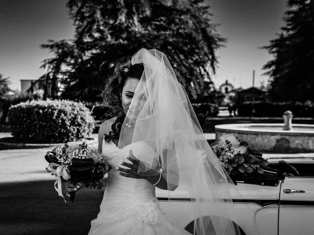 Il matrimonio di Simone e Lisa a Monsummano Terme, Pistoia 25