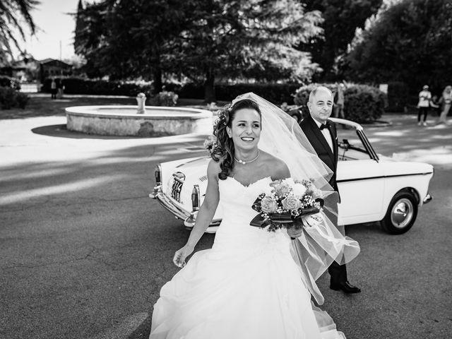 Il matrimonio di Simone e Lisa a Monsummano Terme, Pistoia 26