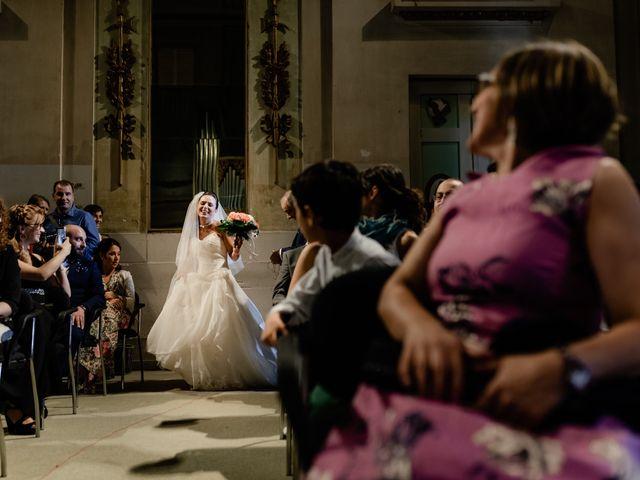 Il matrimonio di Simone e Lisa a Monsummano Terme, Pistoia 28